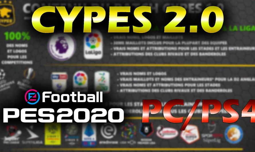 CYPES 2.0 (PS4 y PC) | Pes 2020