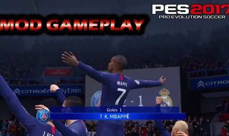 balanced mod gameplay pes