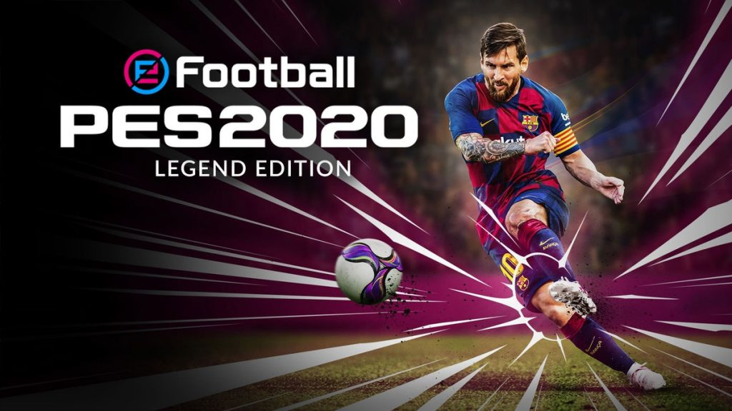 Option File pes 2020