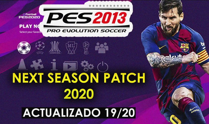NEXT SEASON PATCH | PES 2013 PC