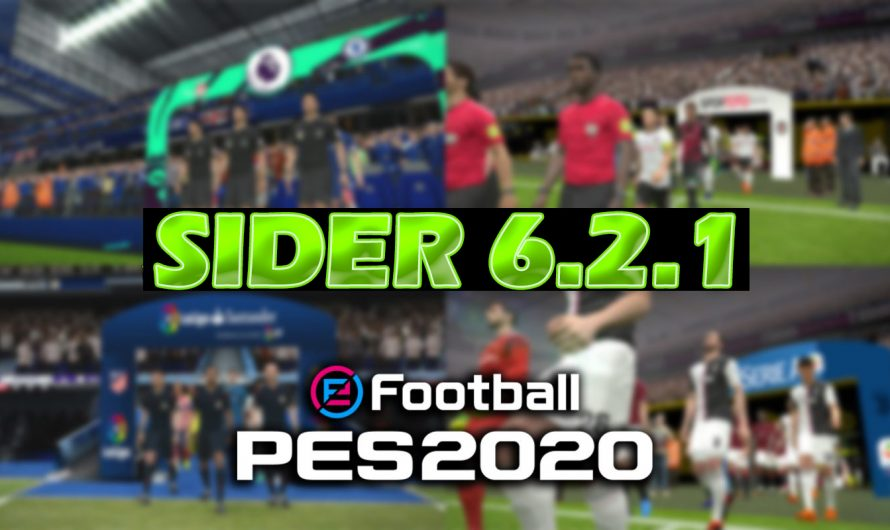 Sider 6.2.1 PES 2020 | JUCE