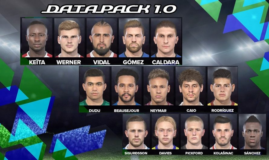 DATAPACKS y DP FILELIST Pes 2017