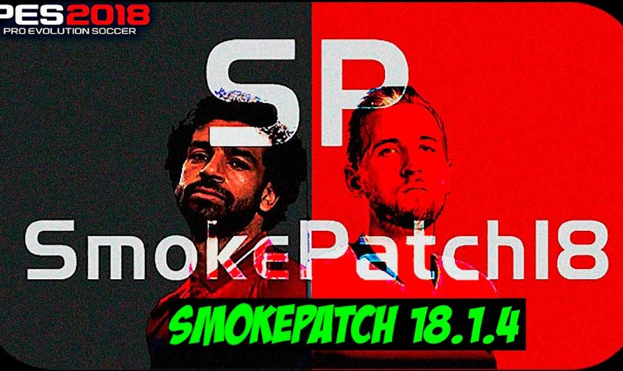 UPDATE SMOKEPATCH 18.1.4 | PES 18 PC
