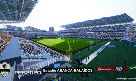Estadio balaidos pes 2020