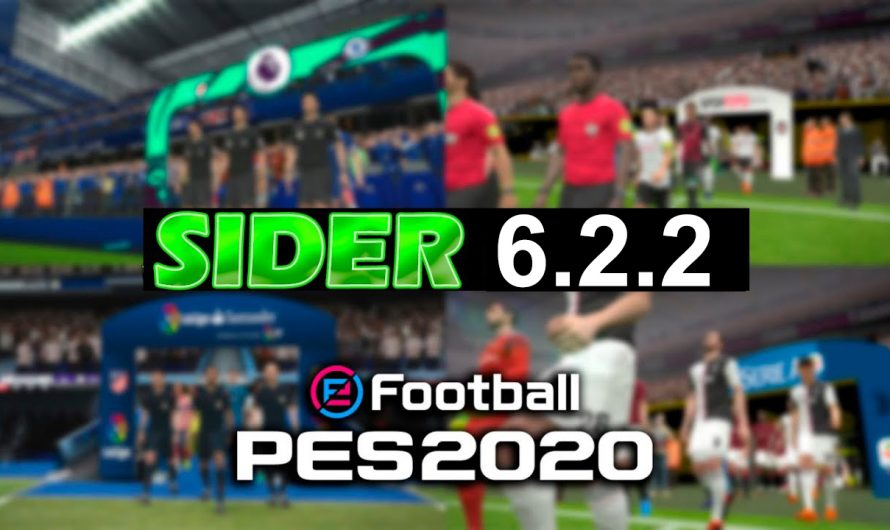 Sider 6.2.2 PES 2020 | JUCE