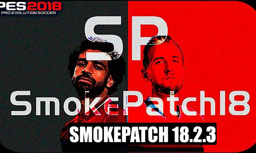 UPDATE SMOKEPATCH 18.2.2 | PES 18 PC