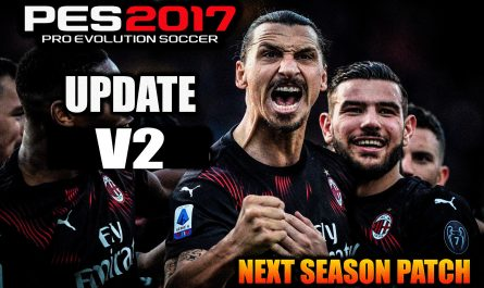NEXT SEASON PATCH PES