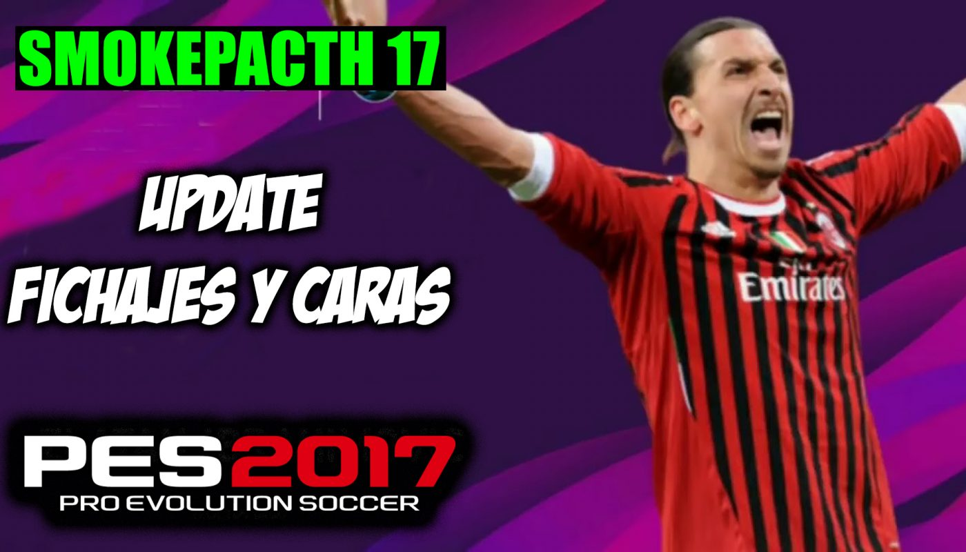 Update smokepatch pes 17
