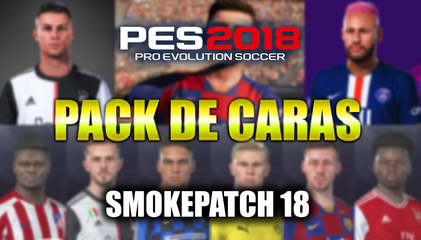 Face pack pes 2018