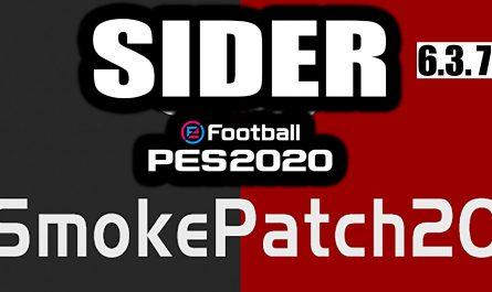 sider pes 2020 smokepatch